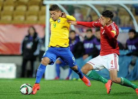 Brasil sofreu com marcação húngara