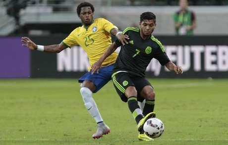 Fred recebeu chance surpreendente como titular do Brasil