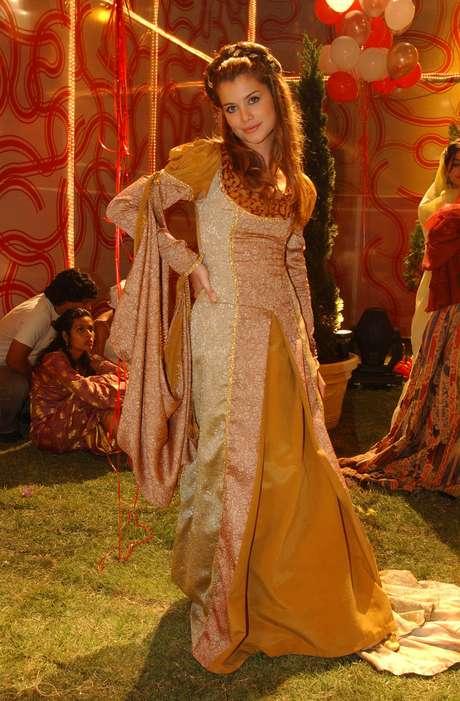 Clara viveu romance com Rafaela em 'Mulheres Apaixonadas'