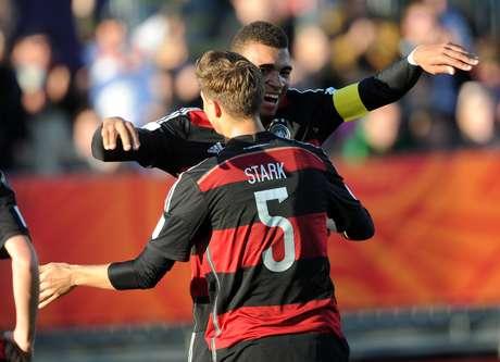 Alemanha segue embalada no Mundial: 5 a 1