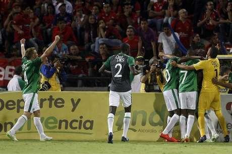 Final Liga Águila I-2015 Cali vs. Medellín
