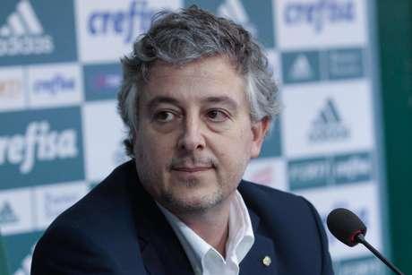 Paulo Nobre já começou a reforçar o elenco do Palmeiras de olho na disputa da Libertadores da América, em 2016