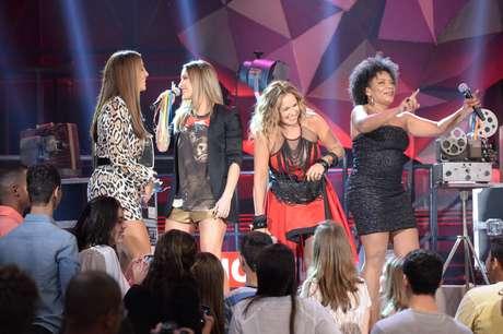 Encontro de gerações: Ivete Sangalo, Claudia Leitte, Daniela Mercury e Margareth Menezes se encontram em programa de TV para comemorar os 30 anos do axé