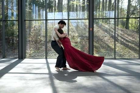 Wim Wenders levou a dança da companhia de Pina Bausch, o Tanztheater Wuppertal, para lugares incomuns