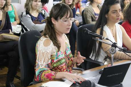 Evento com nome escrachado que tinha o objetivo de debater a regulamentação do trabalho de prostituição no País, que apesar de não ser ilegal é empurrado para a marginalidade