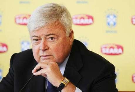 Ricardo Teixeira, ex-presidente da CBF