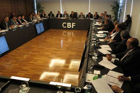 Assembleia na CBF determinou limite às reeleições à presidência da entidade