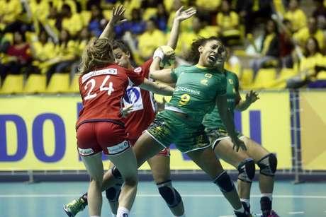 Seleção feminina de handebol tem tido ótimos resultados nos últimos anos
