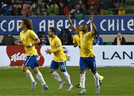 Seleção Brasileira lidera o Grupo C da Copa América