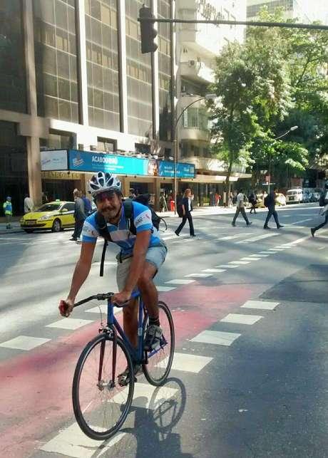 No Rio, a Ciclo Courier atende desde escritórios de design até firmas de advocacia