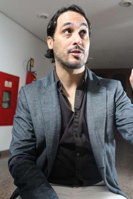 Aconteceu a palestra internacional com o peruano Ricardo González