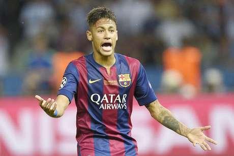 Juventus x Barcelona - Final Champions League - Neymar