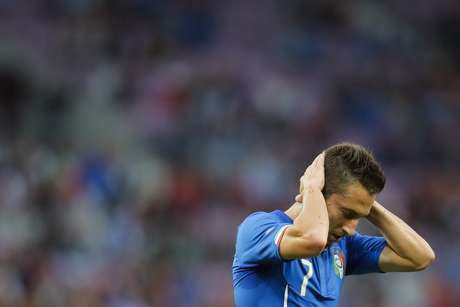 Bertolacci lamenta derrota da seleção italiana