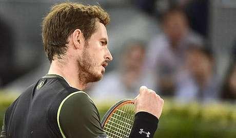 Masters 1.000 de Madri - Andy Murray vence Kei Nishikori