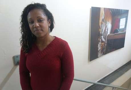 Juliana Gonçalves Rodrigues, de 31 anos, vice-presidente da União dos Moradores