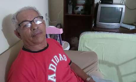 Osvaldo Camilo dos Santos, de 69 anos