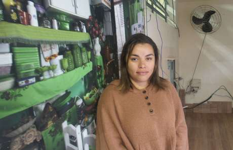 Elizandra Cerqueira, de 27 anos, coordenadora do circuito Paraisópolis das Artes