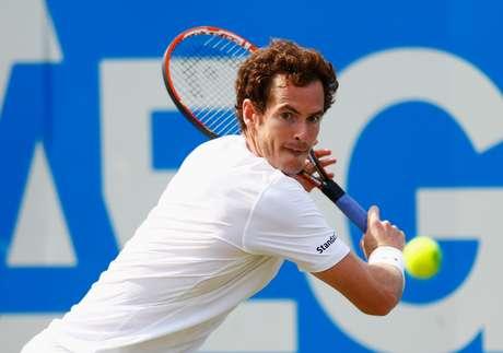 Andy Murray começou bem em busca do tetra