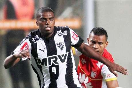 Jemerson vem fazendo um bom Campeonato Brasileiro pelo vice-líder Atlético-MG