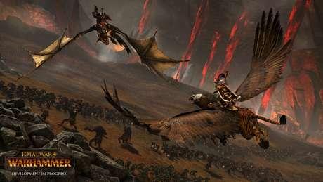 """""""Al juego no le faltarán batallas épicas entre miles de unidades,"""" dicen sus creadores."""