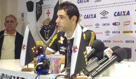 Herrera minimiza tempo sem jogar e exalta Vasco   Conheço desde criança  c37eef493881b