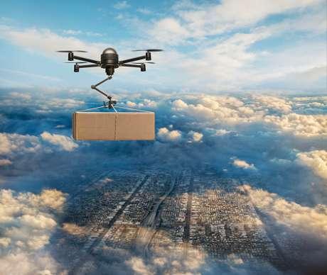 En un futuro los drones podrían transportar humanos