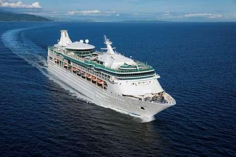 Rhapsody of the Seas é uma das novidades em águas brasileiras