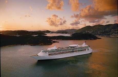 Além do Brasil, o navio visitará Argentina, Uruguai e Chile