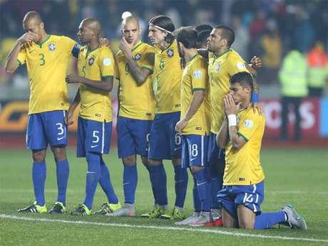 Brasil é eliminado da Copa América pelo Paraguai