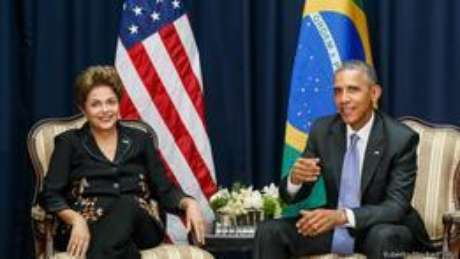 Dilma e Obama voltarão a se encontrar na visita da presidente aos Estados Unidos