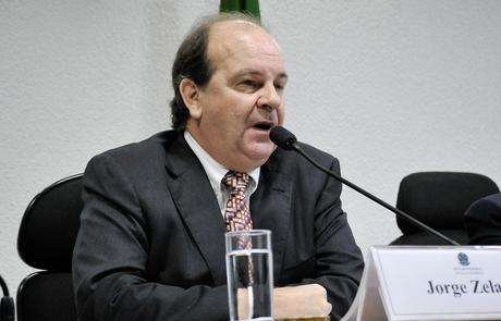 Jorge Zelada foi citado por delatores presos nas fases anteriores da operação