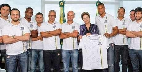 Bom Senso em Brasília com Dilma