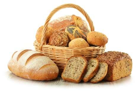 O miolo do pão também pode causar um estrago no sorriso, pois as chances de grudar no braquete são grandes