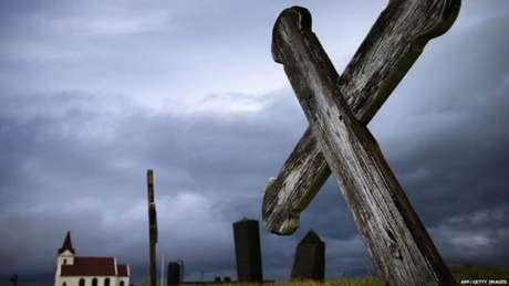 leyes sobre la blasfemia existían en Islandia desde 1940