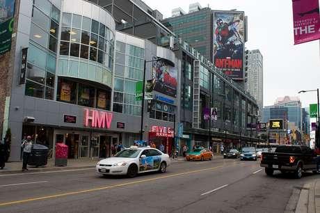 Taxistas podem fazer protesto durante Jogos de Toronto