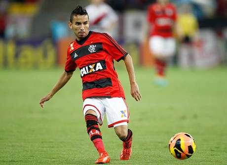 Flamengo x Vitória - Rafinha