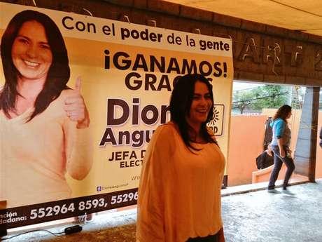 Cambiar o no la imagen de la Delegación Iztapalapa en sólo tres años, dependerá de la comunicación directa con sus habitantes, aseguró la delegada electa de Iztapalapa por el PRD Dione Anguiano.
