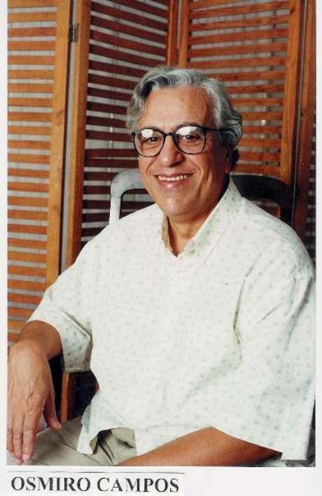 Osmiro Campos, dublador brasileiro do professor Girafales