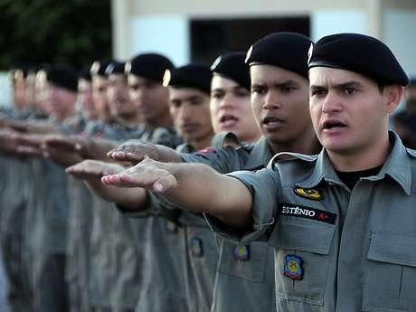 Polícia Militar da Paraíba abriu concurso público para o Curso de Formação de Oficiais