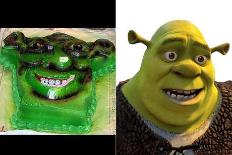 Resultado de imagem para bolos que deram errado