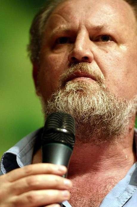 O coordenador nacional do MST, João Pedro Stédile