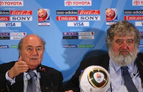 Visa é uma das principais patrocinadoras da Fifa