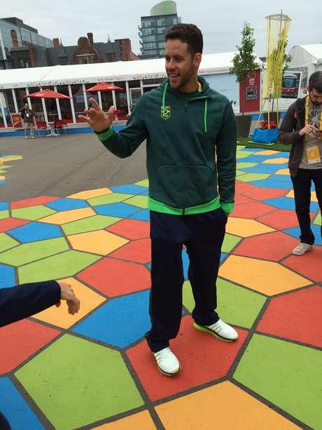 Thiago Pereira disputará oito provas no total nos Jogos Pan-Americanos
