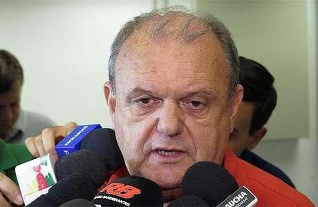 Internacional x Ypiranga - Campeonato Gaúcho - Presidente Vitorio Piffero fala sobre descontrole de Fabrício