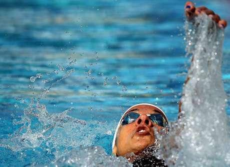Joanna Maranhão é bronze nos 200 m borboleta
