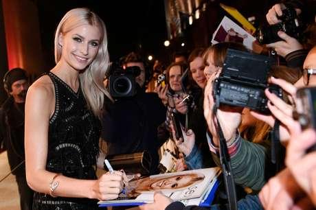 Esta é Lena Gercke, agora ex-namorada de Sami Khedira: pouco bonita?