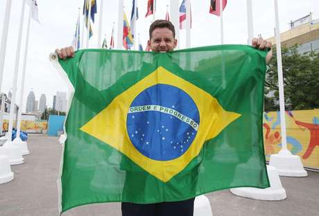 Thiago Pereira será porta-bandeira do Brasil na Cerimônia de Abertura do Pan