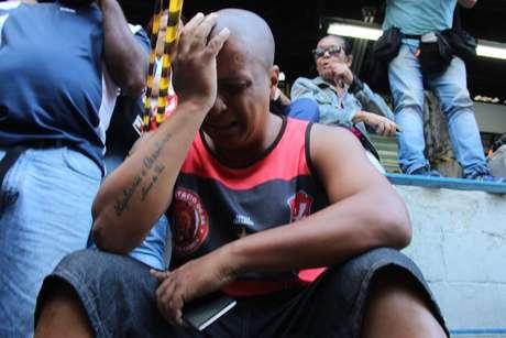Usuário entra em choque ao ver homem morto na Estação Uruguaiana