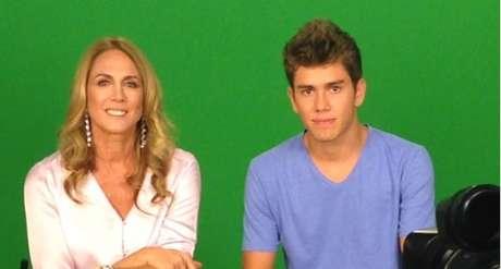 João se espalha na mãe para brilhar no mundo esportivo