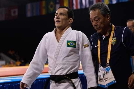 Felipe Kitadai venceu o cubano Yandris Torres Marimon para avançar à decisão da categoria até 60 kg